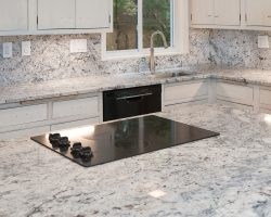 Delicatus White Granite Countertops