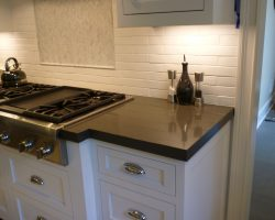 Shadow Grey Q-Quartz Countertops
