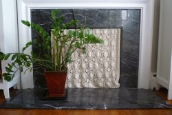 Fireplace Granite Surround and Hearth
